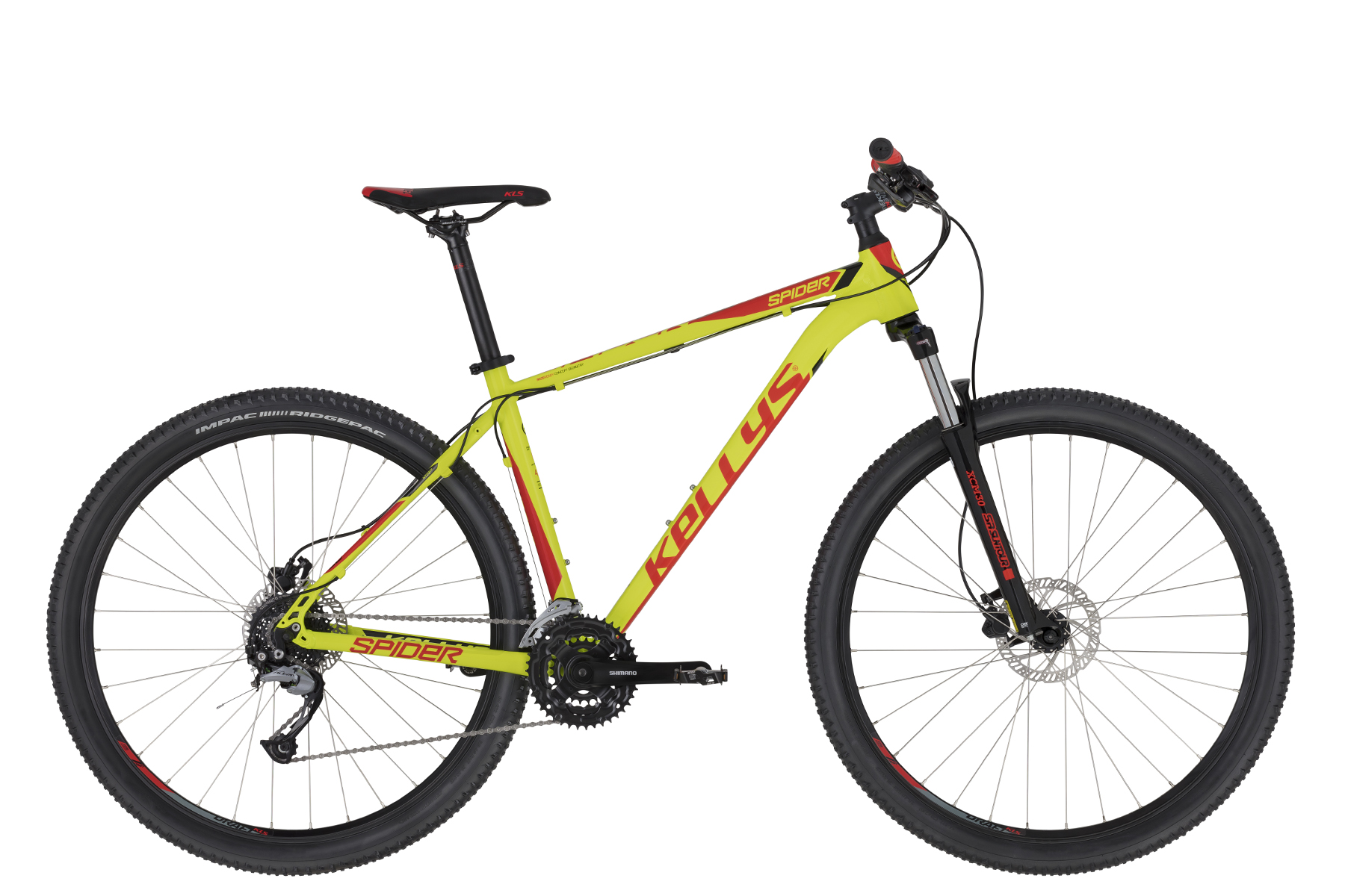 KELLYS Spider 30 Neon Lime 2020