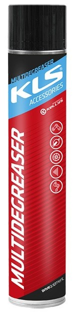 Čistič KLS MULTI DEGREASER SPRAY 750 ML