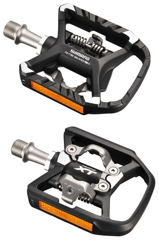 Pedály Shimano XT PD-T8000