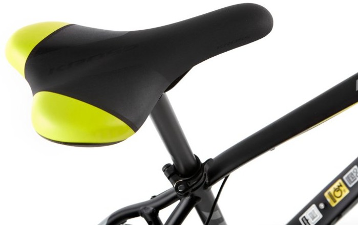 KROSS Hexagon 5.0 graphite/lime matte 2021