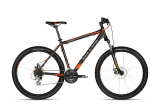 KELLYS Viper 30 Black Orange 2018