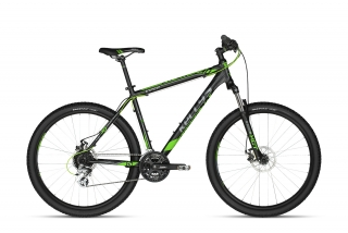 KELLYS Viper 30 Black Green 2018