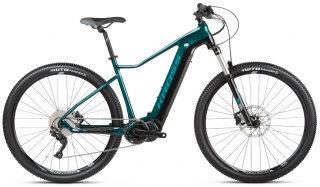 KROSS Lea BOOST 3.0 500Wh, turquoise/black glossy 2021
