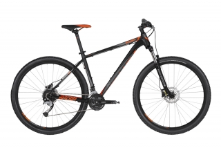 KELLYS Spider 50 Black Orange 2019