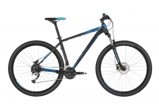 KELLYS Spider 50 Black Blue 2019