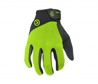 Rukavice KLS HYPNO, LONG, LIME