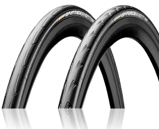 CONTINENTAL Grand Prix Attack & Force kevlar set - 700x22/24C