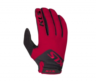 Rukavice KLS RANGE RED