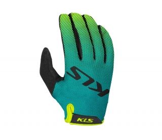 Rukavice KLS PLASMA green