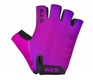 Rukavice KLS FACTOR purple