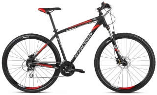 KROSS Hexagon 6.0 graphite/red matte 2021